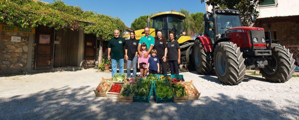 Famiglia Tanzini Azienda Agricola San Francesco Bio - Vendita Prodotti Biologici