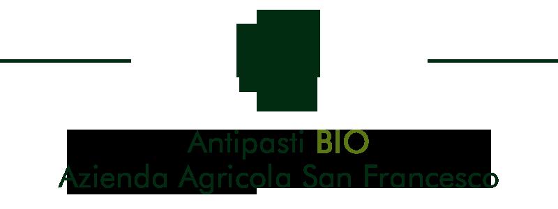 Negozio Bio online Antipasti Bio Azienda Biologica San Francesco Maremma Toscana