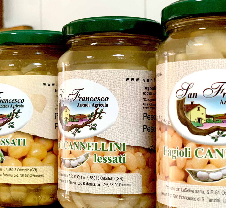 Vendita prodotti biologici online ceci e legumi San Francesco BIO