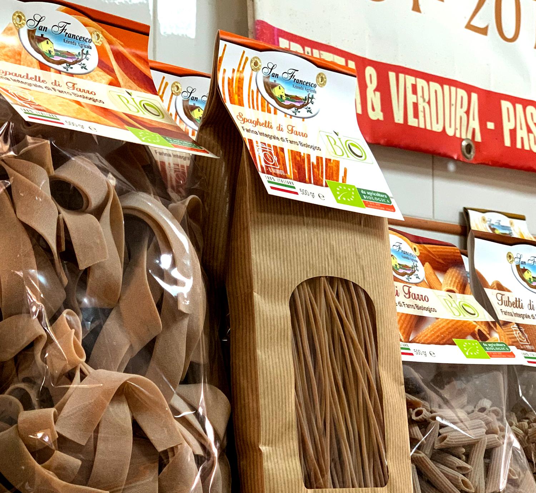 Vendita prodotti biologici online Pasta integrale San Francesco BIO