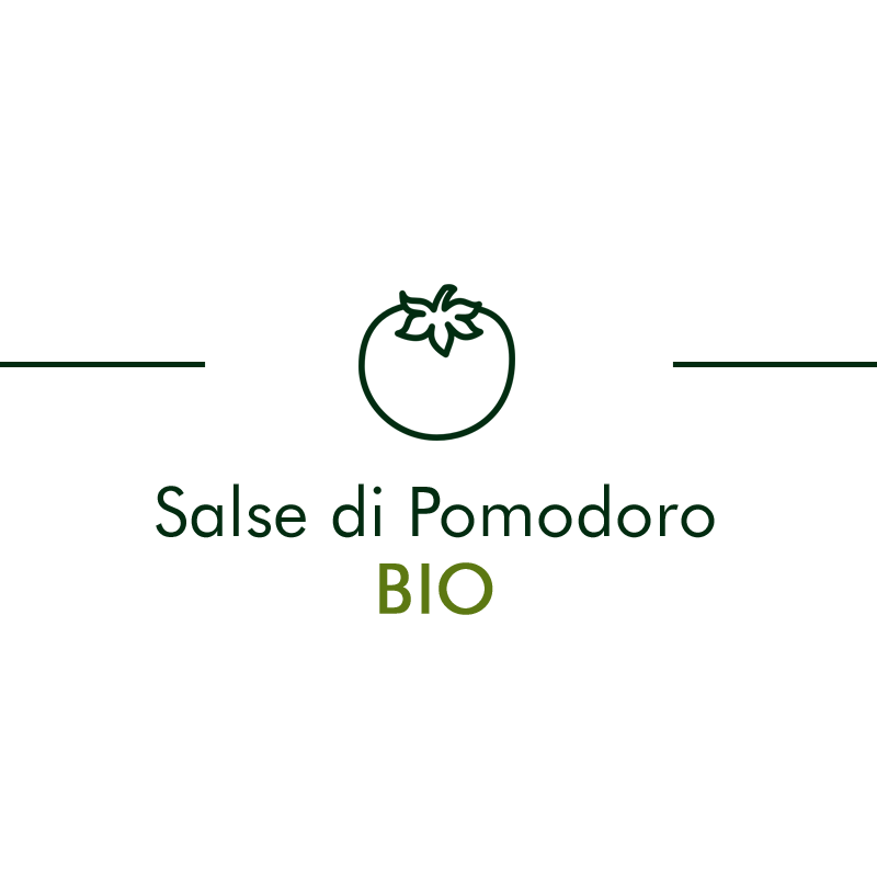 Vendita online Salse di pomodoro Biologico Azienda Agricola San Francesco Bio Maremma Toscana
