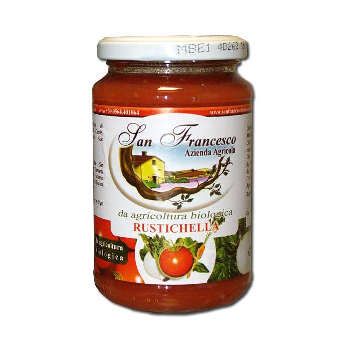 Salsa Pomodoro Rustichella - Vendita prodotti biologici online