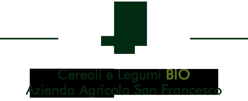 titolo per Cereali e Legumi Bio, vendita prodotti Biologici online Azienda San Francesco Maremma Toscana